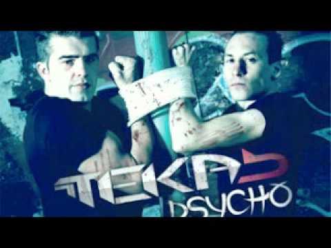 Teka b - Psycho ALBUM MIX Tekstyle Session #1