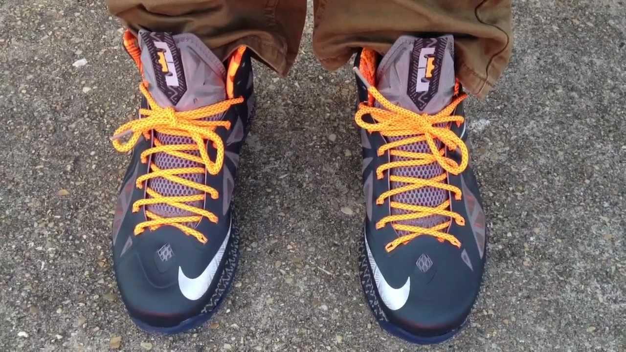 low priced 8c5e3 8d664 Nike Lebron X 10