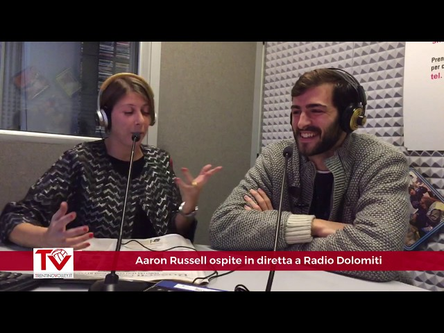 Russell a Radio Dolomiti: