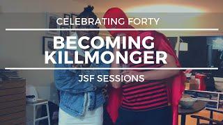 Celebrating 40 - Becoming Killmonger