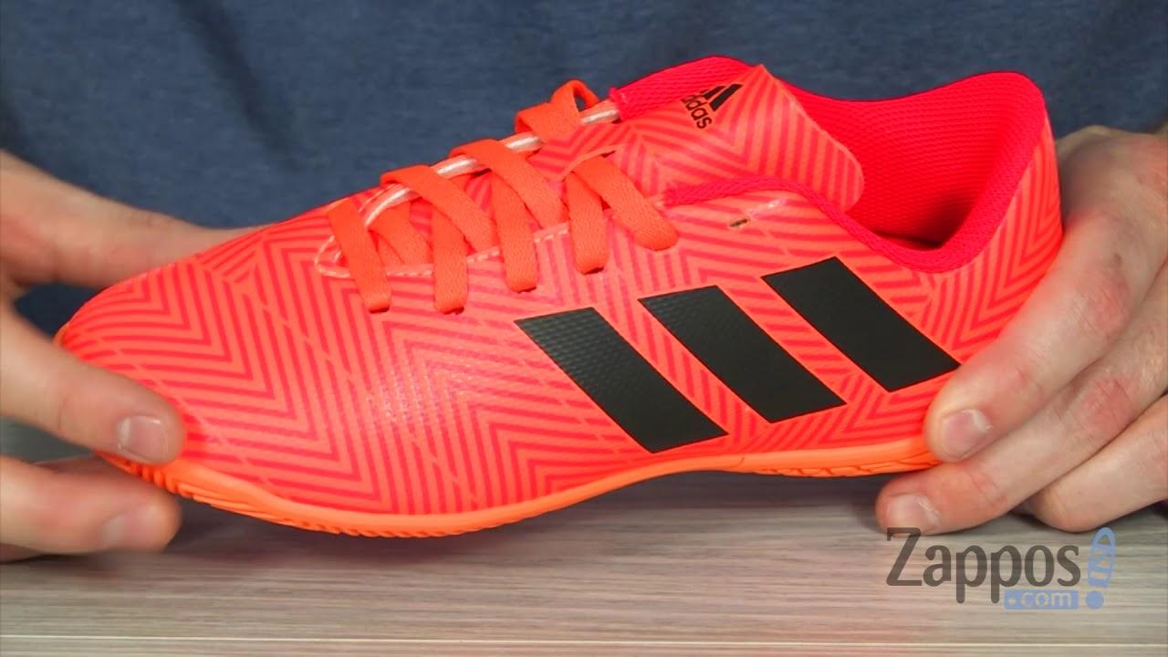 25015fccbe06 adidas Kids Nemeziz Tango 18.4 IN Soccer (Little Kid Big Kid) SKU  9044776