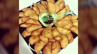 طريقة عمل القطايف بالجوز  قناة يم يم محلى اكلاتنا حلويات رمضان