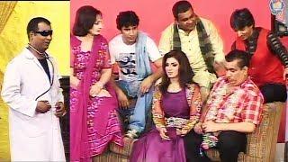 Heera | Nasir Chinyoti | Gulfam | Tahir Anjum - Comedy Stage Drama Clip