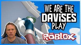 Tough But Good | Roblox Mega Fun Obby EP-57 | We Are The Davises Gaming