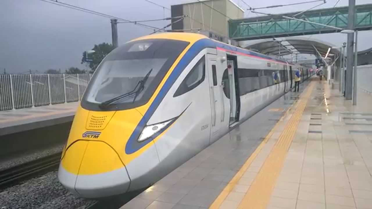 Electric Train Service (ETS) Timetable & Time Schedule In Malaysia