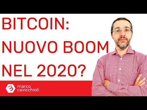 Bitcoin: Nuovo Boom Nel 2020?