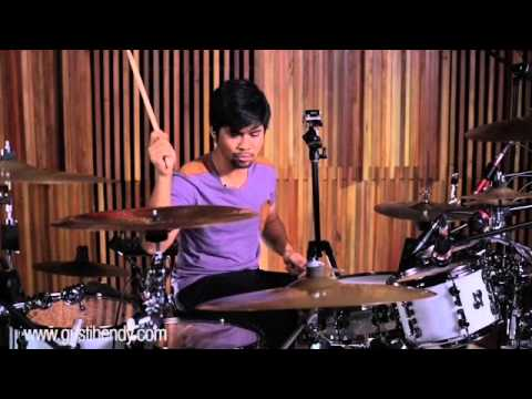 GIGI - Perdamaian Drum Cover by Gusti Hendy #AKUADALAHDRUM
