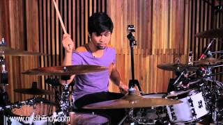 gigi - Perdamaian Drum Cover By Gusti Hendy akuadalarum