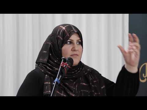 """Know Yourself to Know Your Lord"" Pre-Khutbah Bayan by Ustadha Hosai Mojaddidi (9/25/15)"