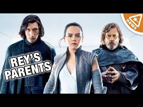 Was Kylo Ren Lying to Rey? SPOILERS!! (Nerdist News w/ Jessica Chobot)