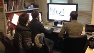UWO Earth Science and Physics students plan new HiRISE images for the first two weeks in December