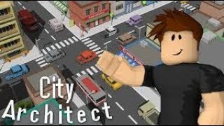 how to build a city in city architect roblox