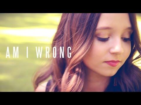 Am I Wrong - Nico & Vinz | Ali Brustofski Cover (Music Video)
