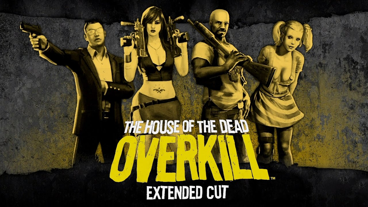 house of the dead overkill wii iso