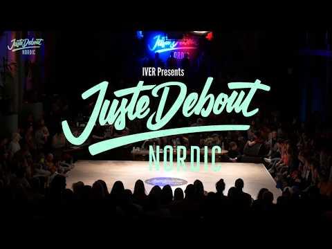Juste Debout Nordic 2018 - Junior Dance...
