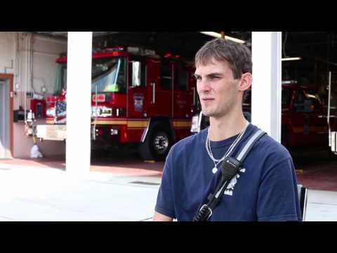Alex Vogel, Professional Responder Hero
