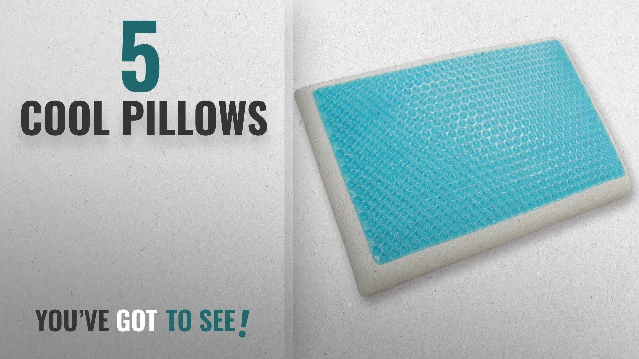 htm p chiroflow pack waterbase foam pillow memory gel cool