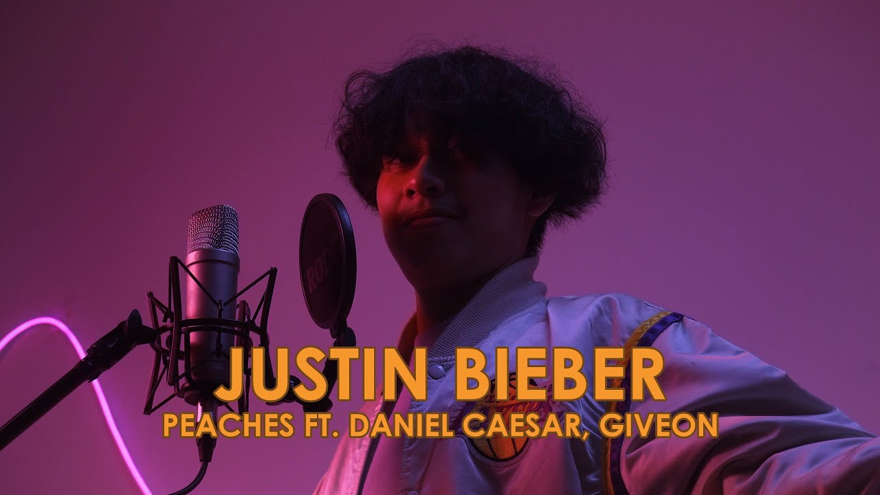 Justin Bieber - Peaches ft. Daniel Caesar, Giveon (Cover By Zagi)