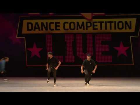 Best Hip Hop // GO HARD OR GO HOME - Murrieta Dance Project  [Long Beach, CA]