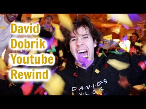 DAVID DOBRIK YOUTUBE REWIND!!