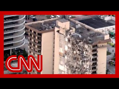 1 dead, dozens rescued after condominium partially collapses