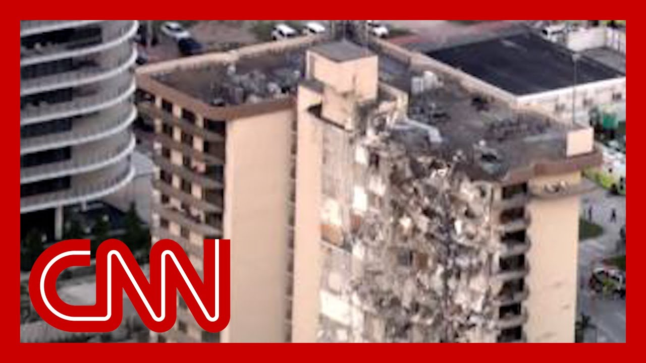 Miami building collapse: one dead as rescue crews say 51 ...