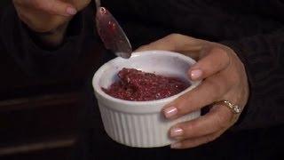 Organic Jam Recipe : Raw Fruit Recipes