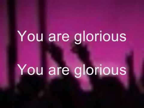 David Crowder Band - Everything Glorious W/Lyrics