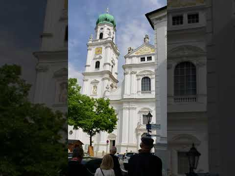 Passau St Stephen's Cathedral Bells