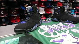 Nike Air Jordan Retro 7 Ray Allen's, at Street Gear - Hempstead NY