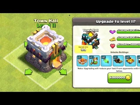 Clash of Clans Town Hall 12 Update (Ideas Wishlist) Clash Of Clans New Update