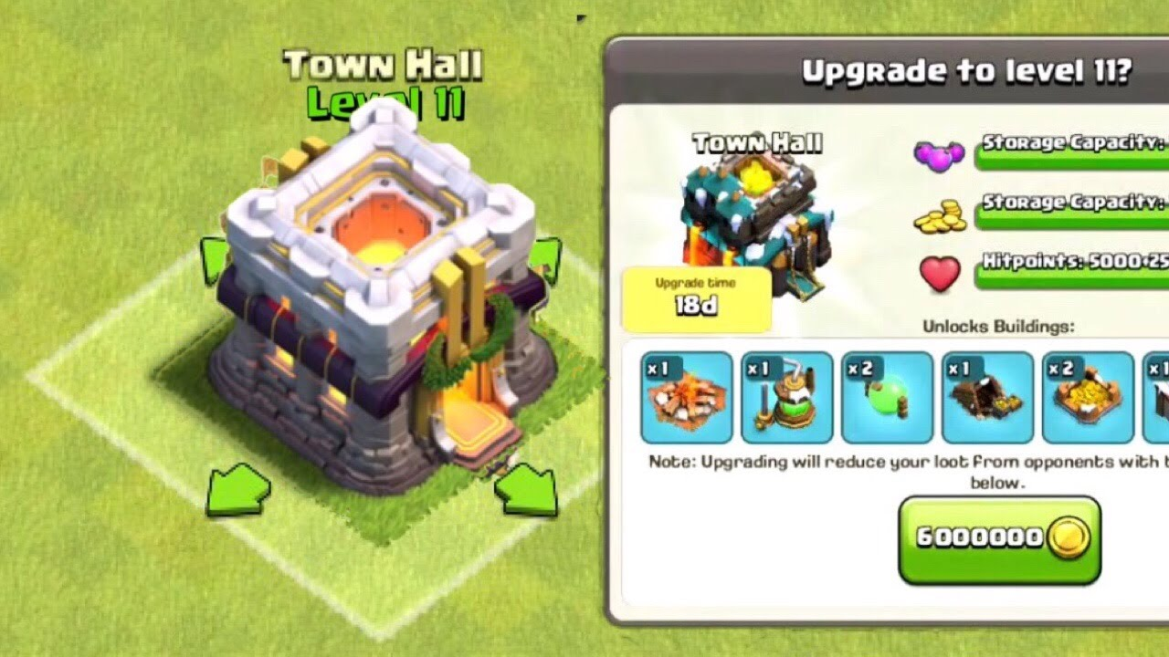 Clash Of Clans Town Hall  Update Ideas Wishlist Clash Of Clans New Update Youtube