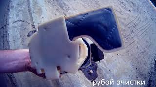 Замена топливного фильтра Toyota Camry 40