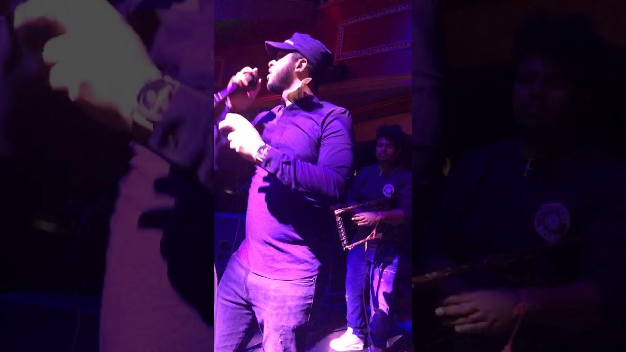 Ephrem Amare LIVE performance from Las Vegas NV On ...