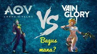 ARENA OF VALOR VS VAINGLORY : BAGUS MANA?