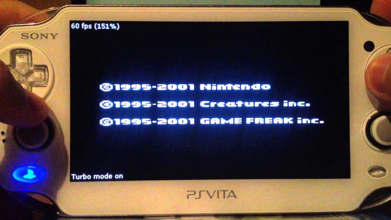 PS Vita: Half Byte Loader for Firmware 3 00