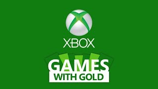 ¡¡¡GAMES WITH GOLD - JUEGOS GRATIS NOVIEMBRE 2018!!! XBOX ONE - RUMOR