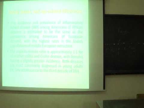inflammatory bowel disease prof. Seham Seif