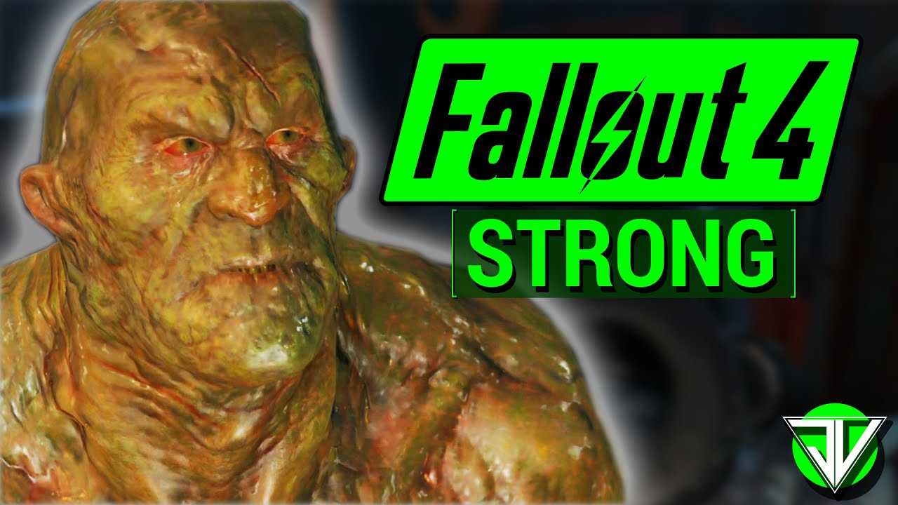 how to get strong to like you fallout 4