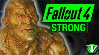 FALLOUT 4 Strong COMPANION Guide Everything You Need To Know About Strong