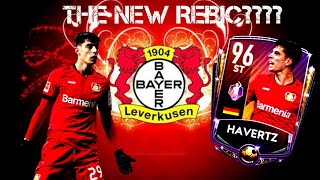 POTM HAVERTZ FULL REVIEW! THE NEW REBIC? PROS & CONS! FIFA MOBILE 20 - EXTREME STRIKER FULL GAMEPLAY