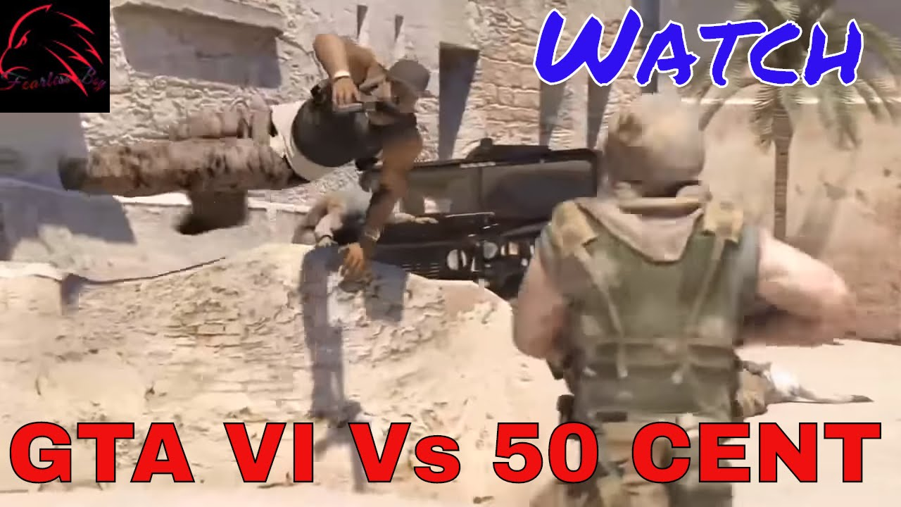 Gta 6 Grand Theft Auto 6 Vs 50 Cent Blood On The Sand Gameplay