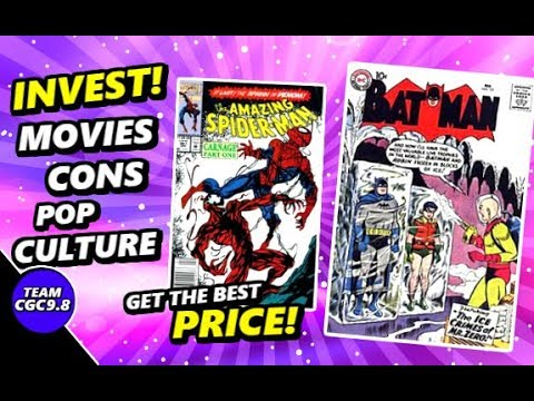 Investing In Comics In 2019? The ADVICE You NEED!