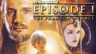 Star Wars: Episode I - The Phantom Menace -- Review #JPMN