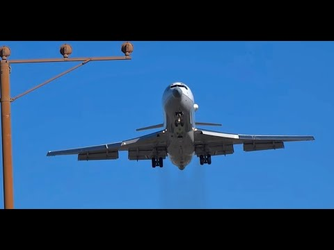 (HD) 30K Subs, Voodoo 1, Watching Airplanes Plane Spotting Los Angeles Int'l Airport KLAX/LAX