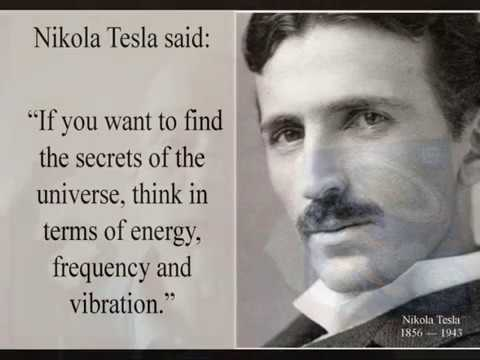 A definition of Energy justifying Tesla's energy, frequency and ...