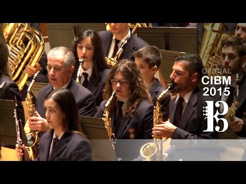 """CIBM 2015 - Agrupación Musical """"Santa Cecilia"""" De Calzada De Calatrava - Zenith Of The Maya"""