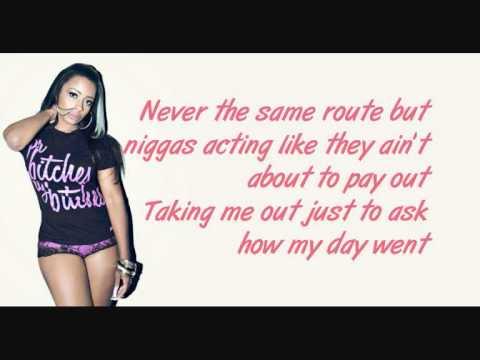 Nicki Minaj Handstandft Shanell Lyrics