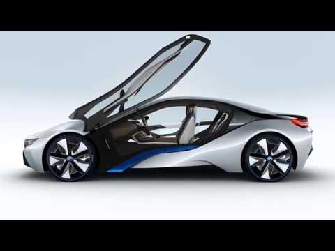 BMW i | BMW i8 Concept animatie (BMW.nl)