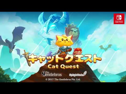 【Nintendo Switch】キャットクエスト / Cat Quest